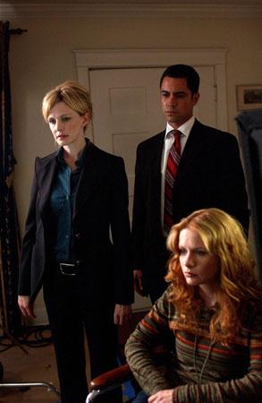 Cold Case : affaires classées : Photo Danny Pino, Hillary Tuck, Kathryn Morris