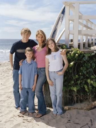 Summerland : Photo Jesse McCartney, Kay Panabaker, Lori Loughlin, Nick Benson