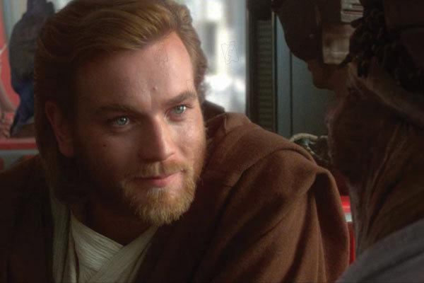Star Wars : Episode II - L'Attaque des clones : Photo Ewan McGregor