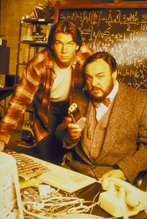 Sliders, les mondes parallèles : Photo Jerry O'Connell, John Rhys-Davies
