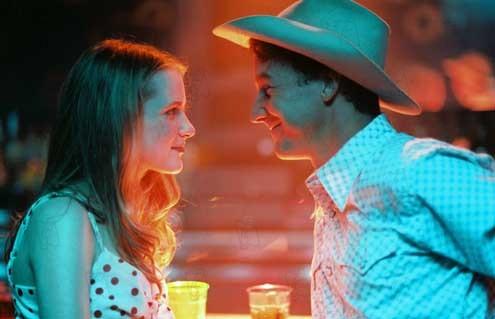 Evan Rachel Wood et Edward Norton