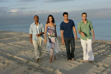 South Beach : Photo Chris Johnson (CXCVI), Lee Thompson Young, Marcus Coloma, Odette Annable