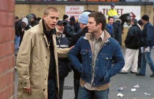 Charlie Hunnam et Elijah Wood