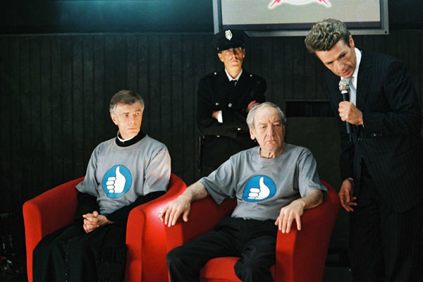Mort à l'écran : Photo Alexis Ferrebeuf, Georges Staquet, Lambert Wilson, Manuel Bonnet