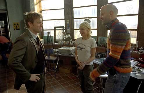 Ewan McGregor, Naomi Watts et Marc Forster
