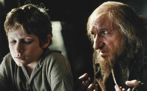 Oliver Twist : Photo Barney Clark, Ben Kingsley