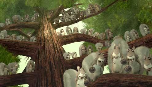 Les Rebelles de la forêt : Photo Jill Culton