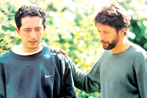 Gad Elmaleh et Antoine de Caunes