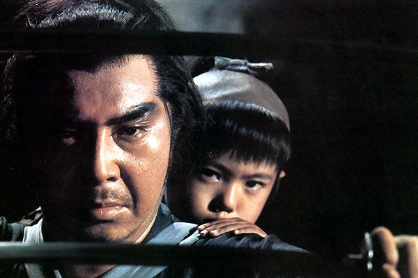 L'âme d'un père, le coeur d'un fils : Photo Buichi Saito, Tomisaburo Wakayama