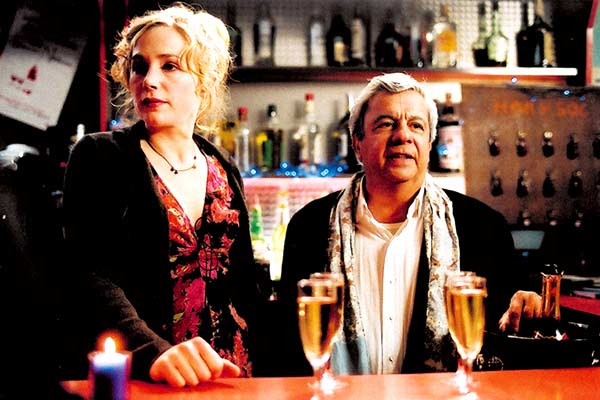 Le passager : Photo Eric Caravaca, Julie Depardieu, Maurice Bénichou