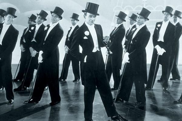 Le Danseur du dessus : Photo Fred Astaire, Mark Sandrich