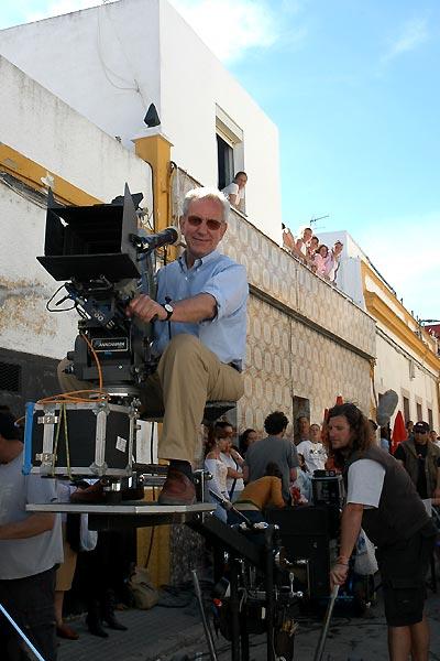 Jaime Chávarri (sur le tournage)