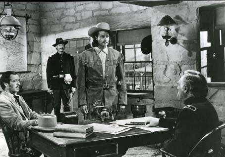 Buffalo Bill : Photo Joel McCrea, William A. Wellman