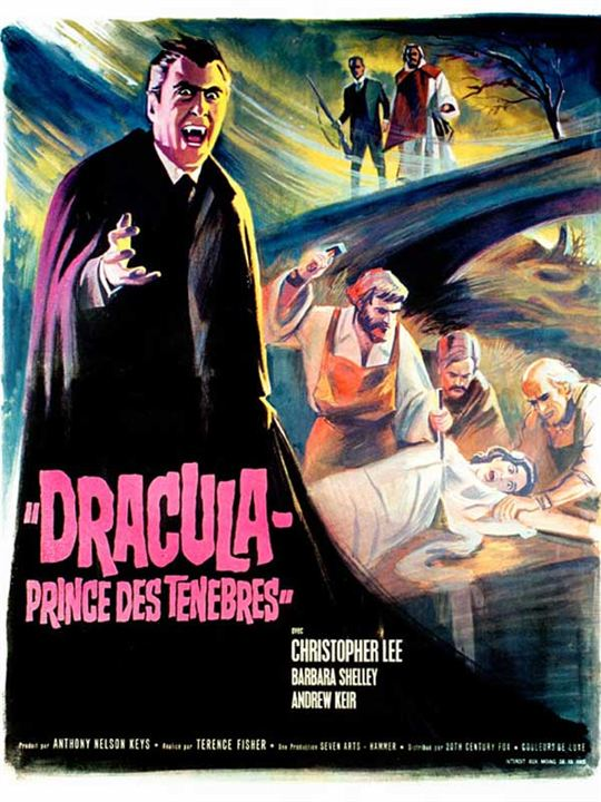 Dracula, prince des ténèbres: Terence Fisher