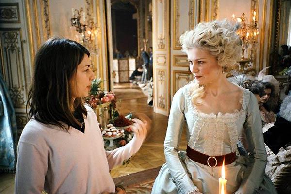 Photo de Sofia Coppola - Marie-Antoinette : Photo Kirsten Dunst, Sofia  Coppola - AlloCiné