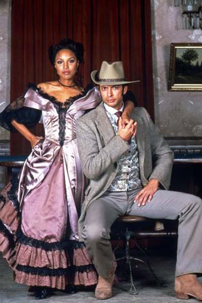 Silverado : Photo Jeff Goldblum, Lawrence Kasdan, Lynn Whitfield