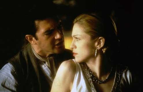 Antonio Banderas et Madonna