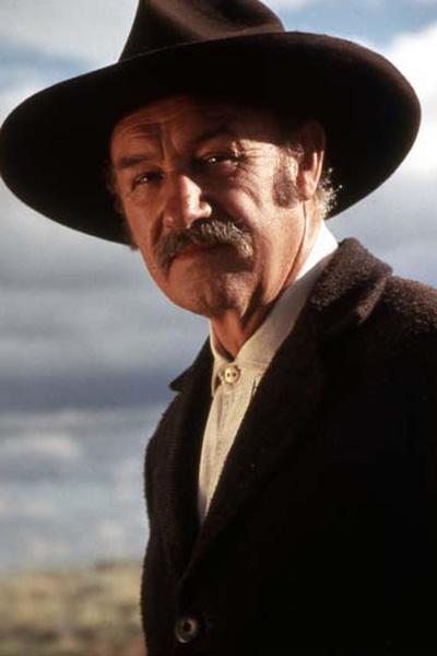 Wyatt Earp : Photo Gene Hackman, Lawrence Kasdan