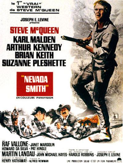 Nevada Smith : Affiche Henry Hathaway