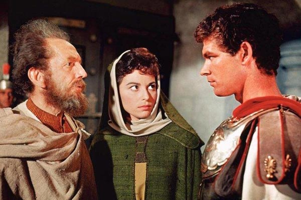 Ben-Hur : Photo Haya Harareet, Sam Jaffe, Stephen Boyd