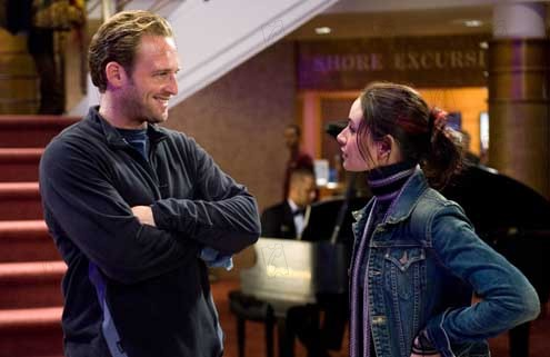 Josh Lucas et Mia Maestro