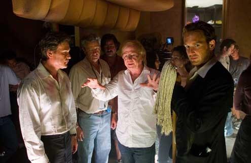 Josh Lucas, Wolfgang Petersen et Kurt Russell