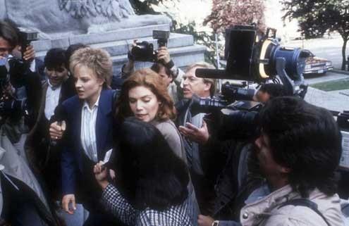 Les Accusés : Photo Jodie Foster, Jonathan Kaplan, Kelly McGillis