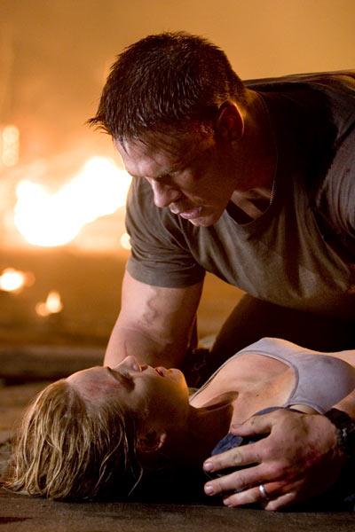 Kelly Carlson et John Cena