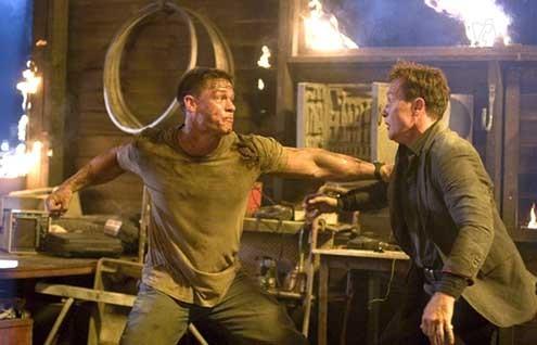 Robert Patrick et John Cena