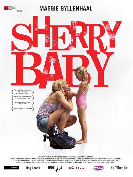 Sherrybaby : Affiche Laurie Collyer