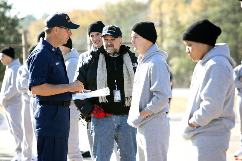 Coast Guards : Photo Andrew Davis, Ashton Kutcher, Kevin Costner