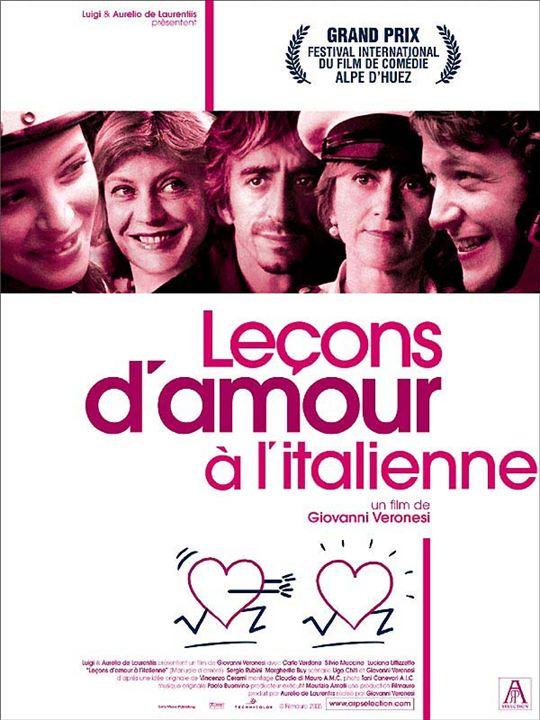 Leçons d'amour à l'Italienne: Giovanni Veronesi