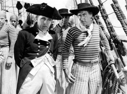 Les Révoltés du Bounty : Photo Charles Laughton, Frank Lloyd