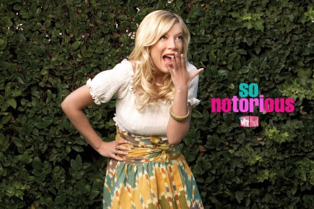 So NoTORIous : Photo Tori Spelling