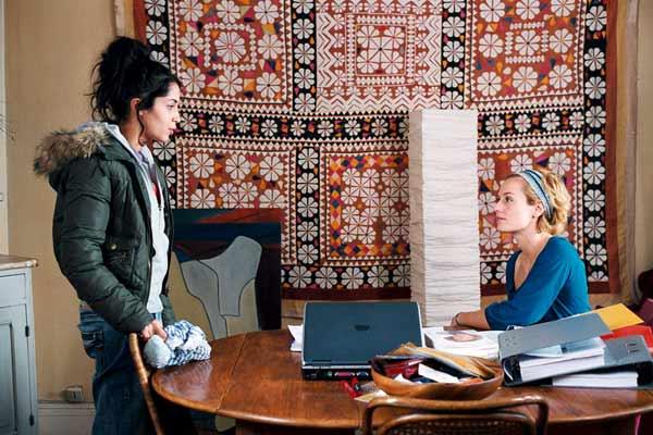 Leïla Bekhti et Cécile de France
