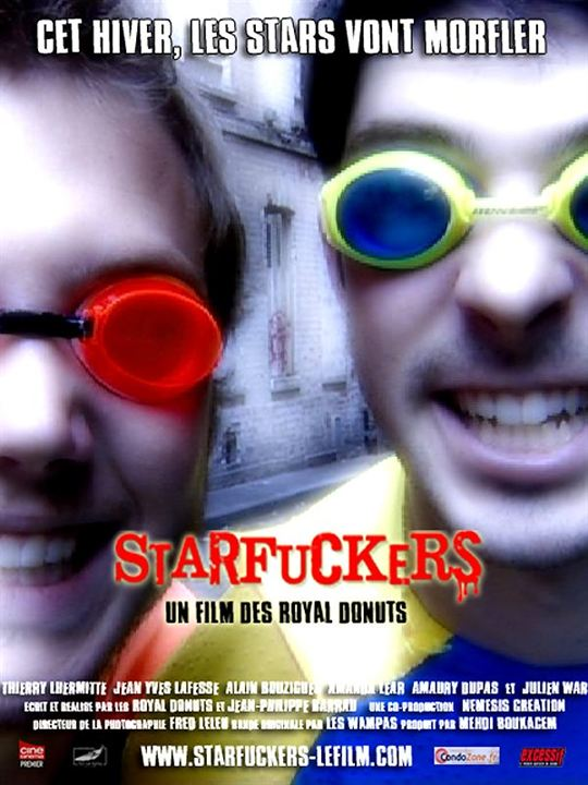 Starfuckers: Julien War, Amaury Dupas