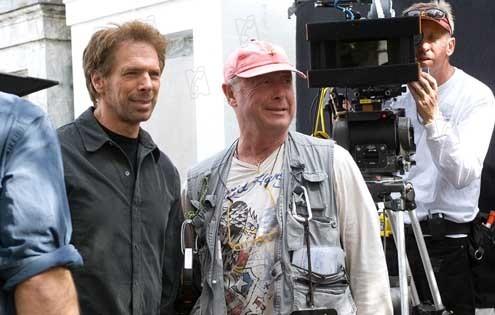 Jerry Bruckheimer (producteur) et Tony Scott