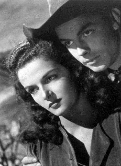 Le Banni : Photo Howard Hughes, Jane Russell