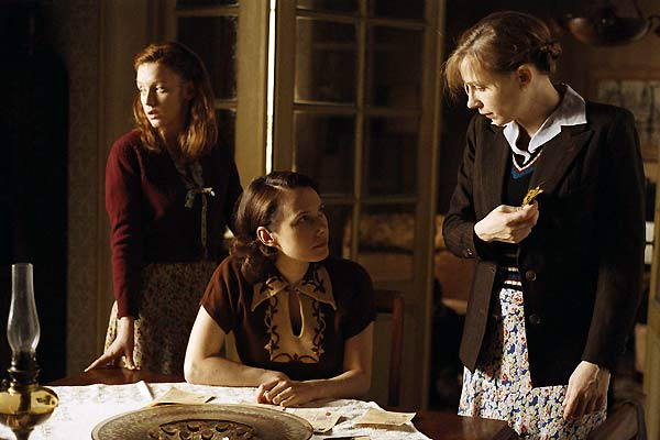 Ludivine Sagnier, Nathalie Boutefeu et Julie Depardieu