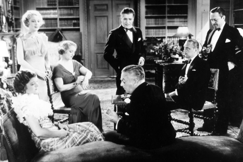 La Course de Broadway Bill : Photo Helen Vinson, Myrna Loy, Walter Connolly, Warner Baxter