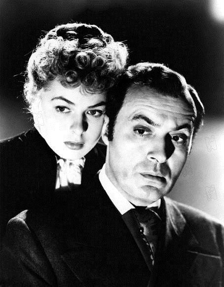 Ingrid Bergman et Charles Boyer