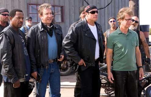John Travolta, Martin Lawrence, Tim Allen et William H. Macy