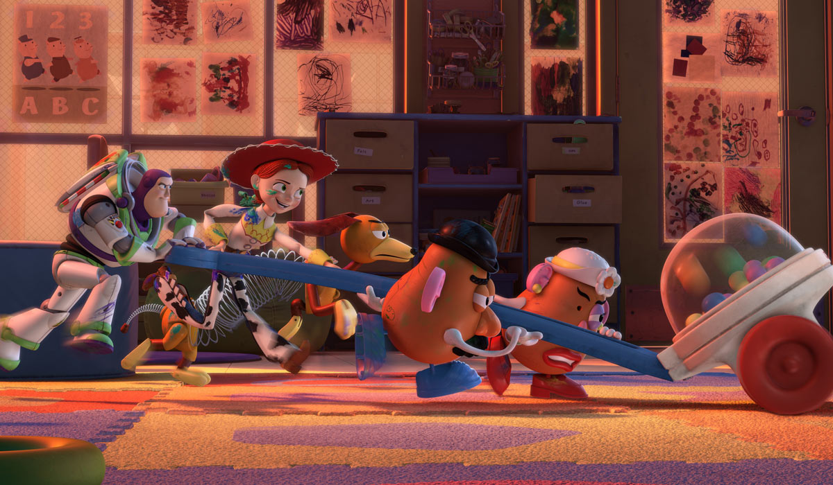 Toy Story 3 : Photo Lee Unkrich