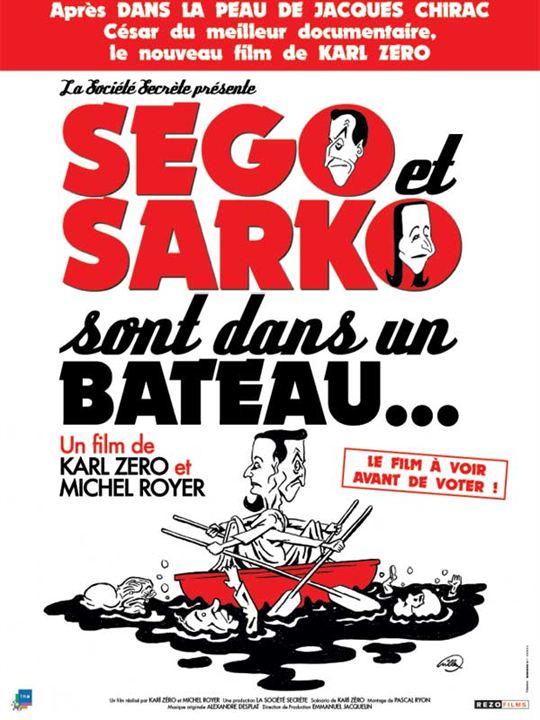 Ségo et Sarko sont dans un bateau: Karl Zéro
