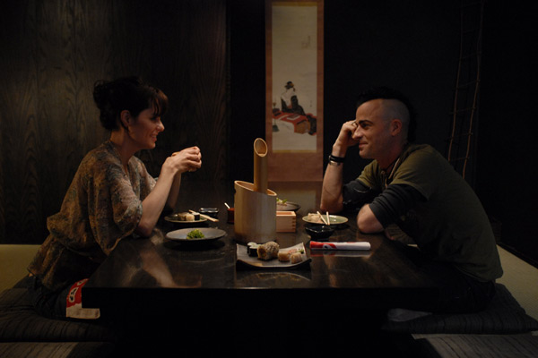 Broken English : Photo Justin Theroux, Parker Posey, Zoe R. Cassavetes