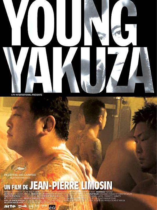 Young Yakuza : affiche