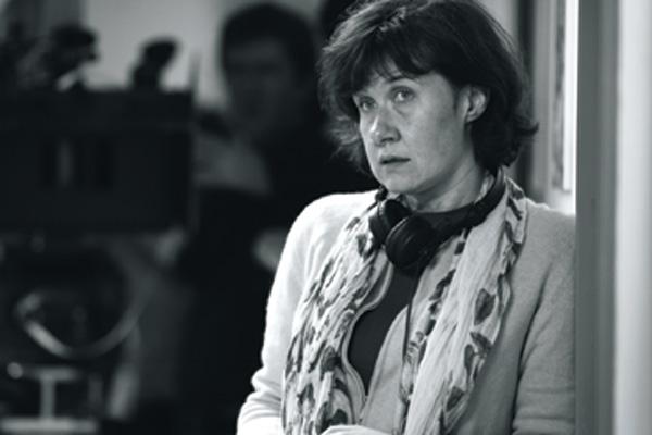 Anne Le Ny (sur le tournage)
