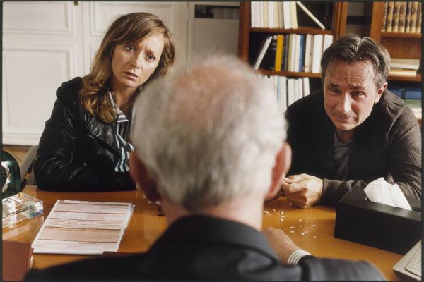 Julie Ferrier et Thierry Lhermitte