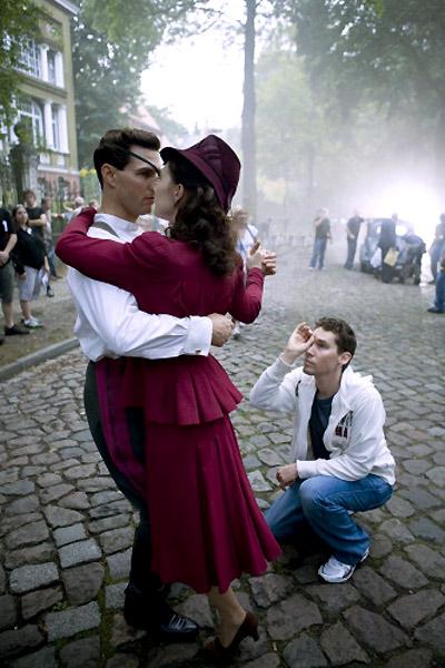 Tom Cruise et Carice Van Houten