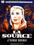 La Source : Affiche
